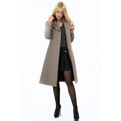 Oliwia - zapinany płaszcz z...