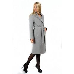 Bella - płaszcz z paskiem