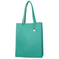 Zielona klasyczna torba...