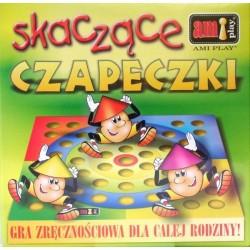 Gra Skaczące Czapeczki