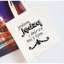 """Shopper""""JESTEM JĘDZĄ I..."""