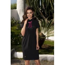 Sukienka L234 czarny PROMO
