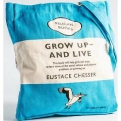 Book Bag: Grow Up and Live