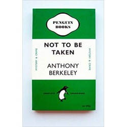 Penguin Notebook: Not to be...