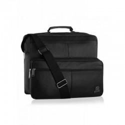 Skórzana torba na laptop...