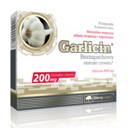 Garlicin 30 kaps.