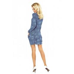Sukienka Leila - integracja hurtowni Dursi MobyDick