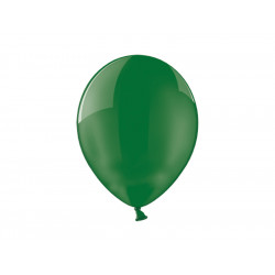 Balony 23cm, Crystal Green...